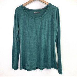 Prana | Chrissa Long Sleeve Wool Blend Top sz XL